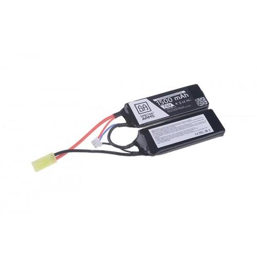 [SPE-06-022010] LiPo 7,4V 1500mAh 20/40C Battery