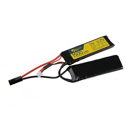 [ELR-06-008304] ELECTRO RIVER LiPo 7,4V 1500mAh