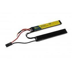 ELECTRO RIVER LiPo 7,4V 2000mAh 15/30C - 2 module
