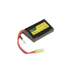 11.1V 1300mAh 20/40C Battery - AN/PEQ Size