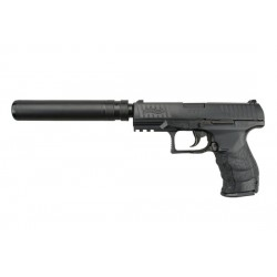 Walther PPQ Navy spring action pistol replica