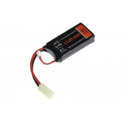 LiPo 7,4V 1100mAh 20/40C battery