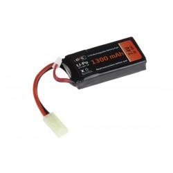 LiPo 7,4V 1300mAh 20/40C battery