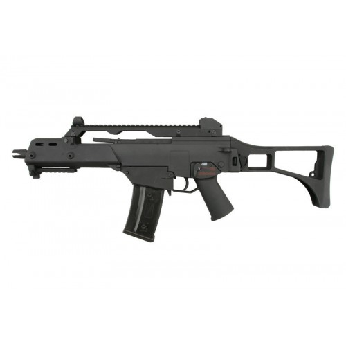 CM011 sub-carbine replica - black