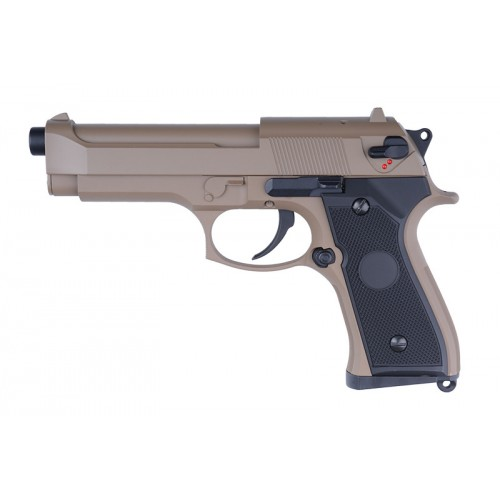 [CYM-01-008829] CM126 pistol replica - tan